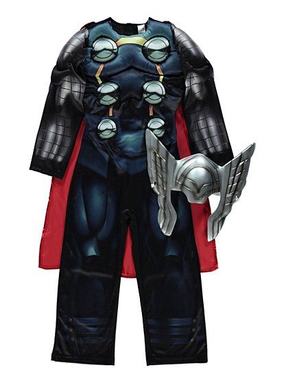 Marvel Avengers Assemble Thor Fancy Dress Costume, read reviews and buy online at George. Shop from our latest range in Kids. He can be the ultimate hero at ...