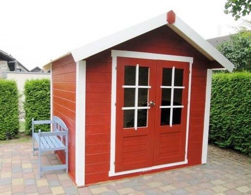 1000+ Ideas About Gerätehaus Selber Bauen On Pinterest | Selber ... Schritte Gartenhaus Selber Bauen