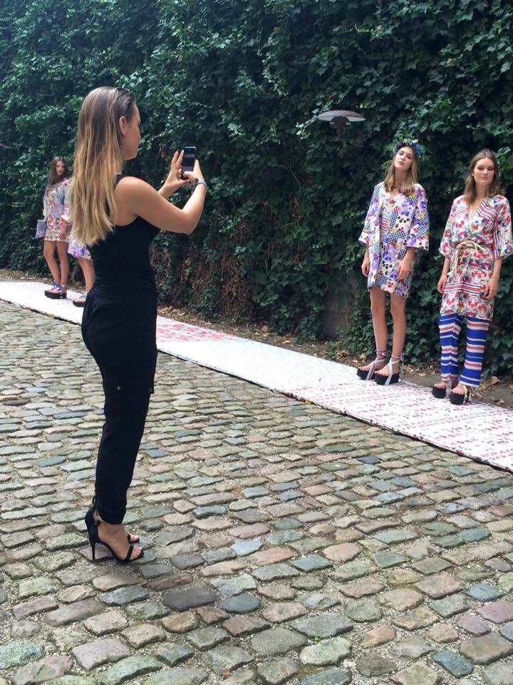 GOSH - Copenhagen Fashion Week with T.A.C. 2015
