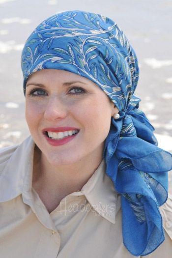 scarves for cancer patients