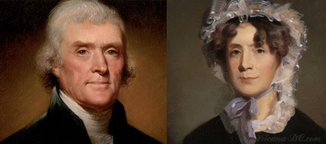 104 best images about Thomas and Martha Jefferson on Pinterest