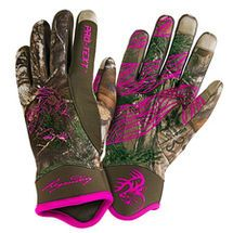 Ladies Spider Web II Pro-Text Thinsulate Gloves at Legendary Whitetails