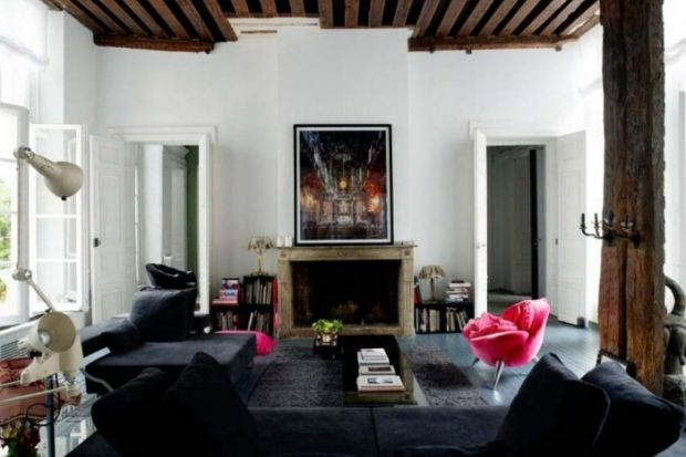 French Kiss: Parisian Spaces To Fall For | California Home + Design