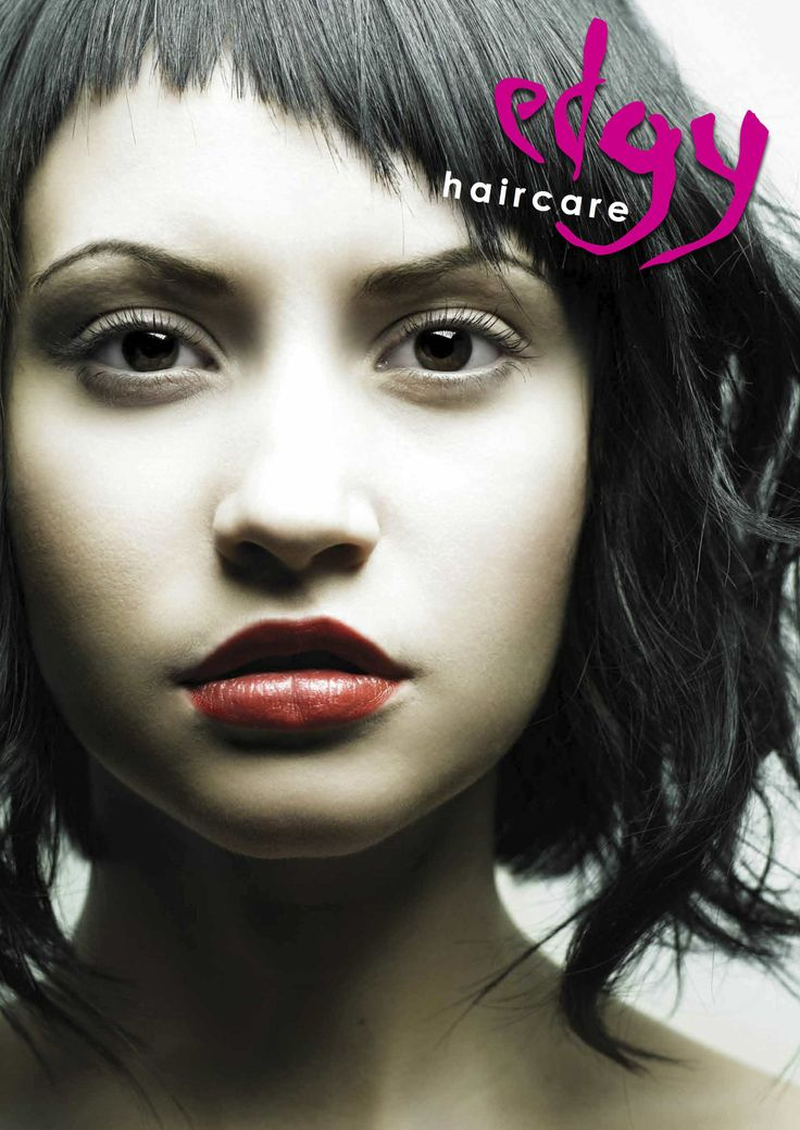 Edgy Haircare from Salon Solutions