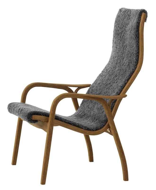 Lamino armchair from Swedese. Design by Yngve Ekström. #armchair #classics