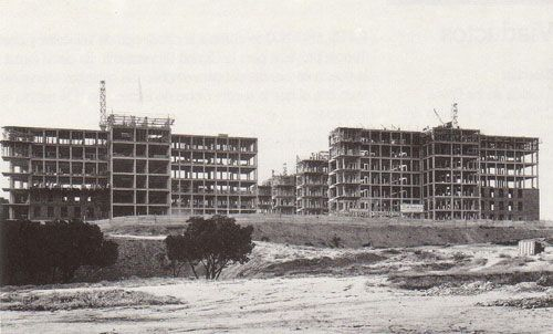 Hospital Clinico/ San Carlos 1933.