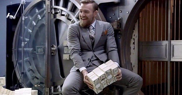 """59 Likes, 1 Comments - Conor McGregor Fan Page (@conor_mcgregorfanpage_) on Instagram: """"""""You're damn right I'm in it to make money. This is prize fighting, I'm in it to get rich; fast.…"""""""