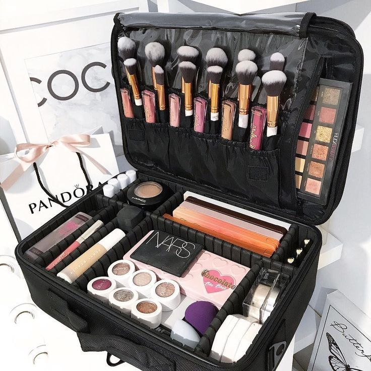 25 Cheap Cute Makeup Bag For Travel Avec Images Maquillage Parfait Produit De Maquillage Mallette Maquillage