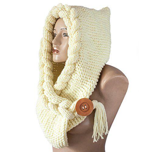Handmade Hoded scarf Warm scarf Christmas Gift Hood Chunk... https://www.amazon.com/dp/B07959WCJF/ref=cm_sw_r_pi_dp_U_x_-G8yAbG3ZZ41K