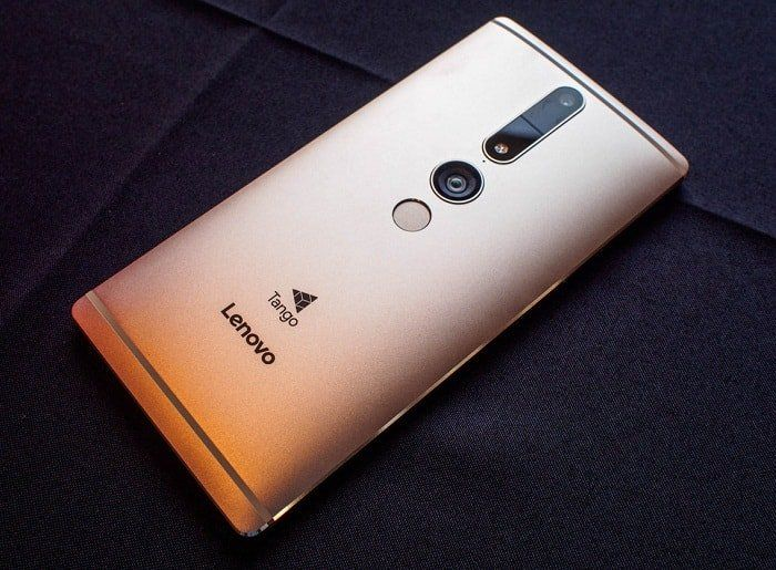 Lenovo PHAB 2 Pro Project Tango smartphone with three rear cameras announced for $499