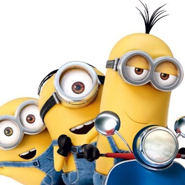 585 Best Images About MINIONS On Pinterest