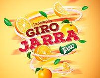 Promoção Giro Jarra - TANG