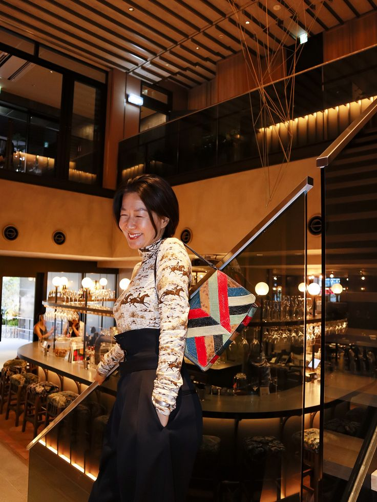 """第8弾 編集長ENAが""""音楽・アート・食""""をテーマにしたライフスタイルホテル「NOHGA HOTEL AKIHABARA TOKYO」で過ごす大人の東京旅 × FASHION"""