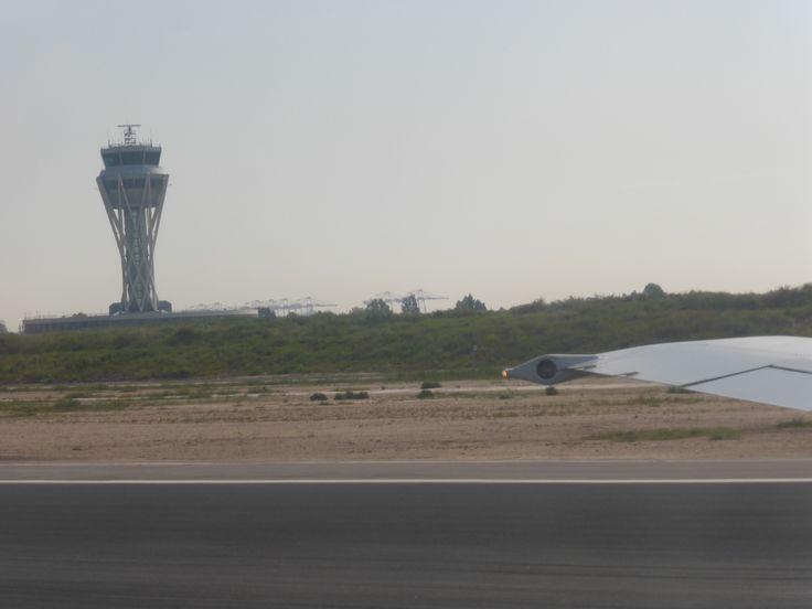 バルセロナ、プラット空港