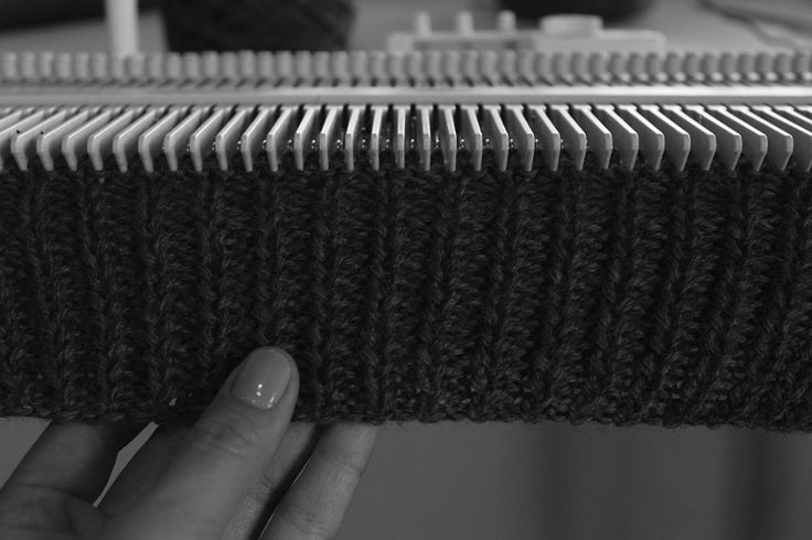 Knitting Machine Tutorial : Best machine knitting tutorials images on pinterest