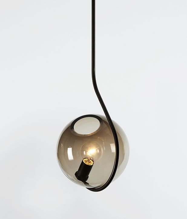 Fiddlehead Pendant by Roll u0026 Hill & 1027 best light images on Pinterest | Lamp light Lighting design ... azcodes.com