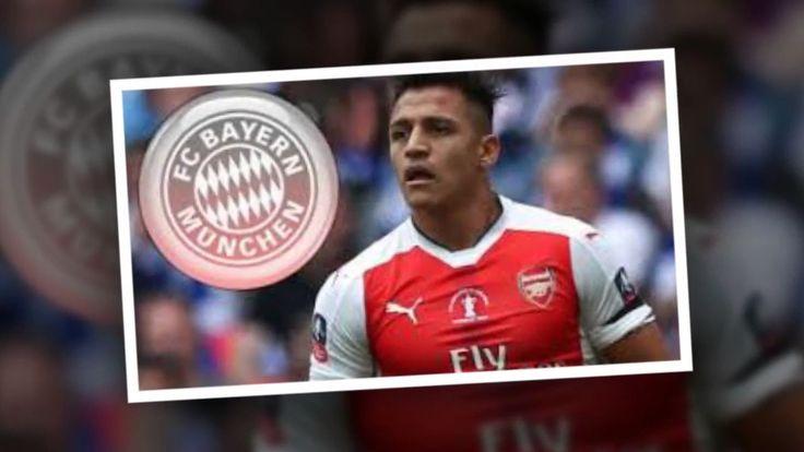 Alexis Sanchez to Man City: Pep Guardiola free to seal deal as Bayern Munich cool interest