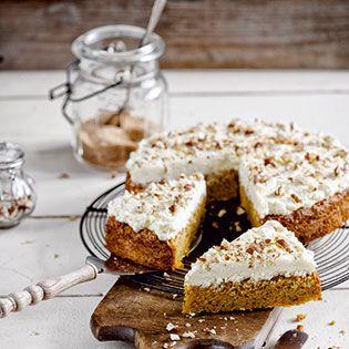 Rezept von Christin Geweke: Carrot Cheesecake