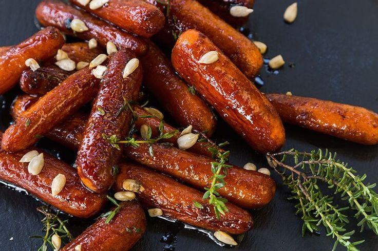 Balsamic Roasted Carrots Recipe 3