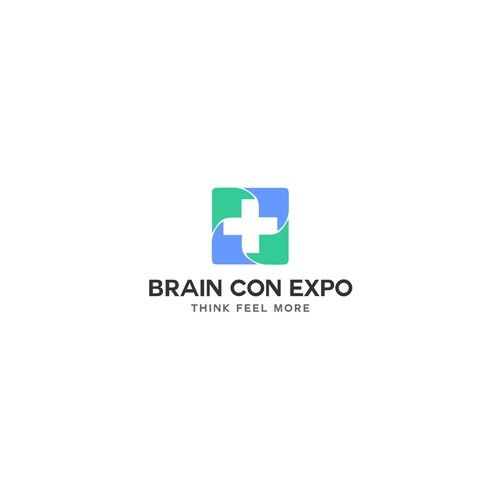 State-of-the-art logo for state-of-the-art nonprofit! Help revolutionize Brain Con Expo 🌟 Design by boy_mita