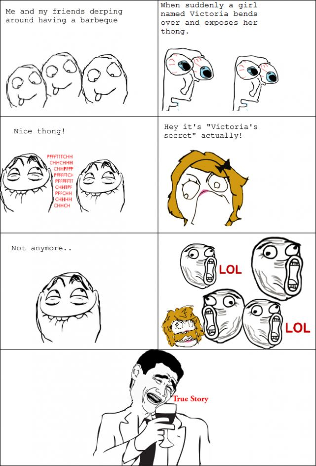 rage comic essay The no face is a rage comic character typically used to dismiss or disapprove of  another person's idea in an abrupt  write a five page essay about courage.