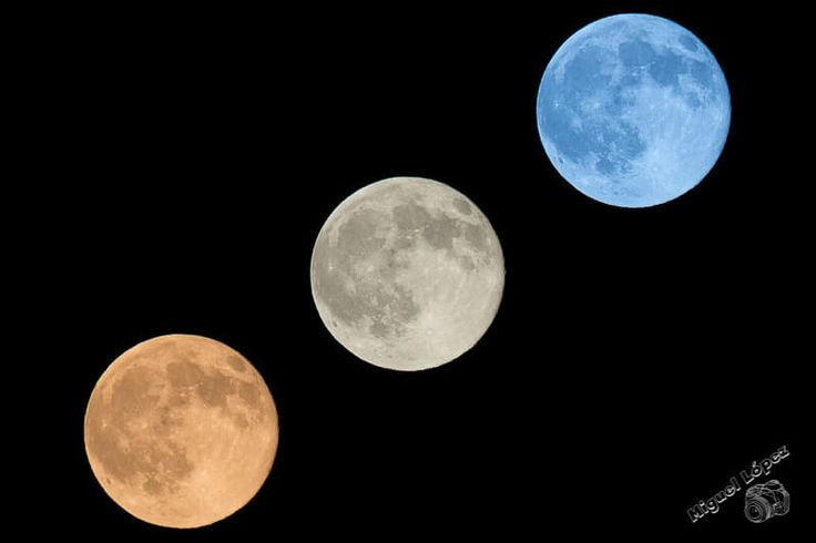 Fenómeno Luna Azul #fotografiamiguellopezes