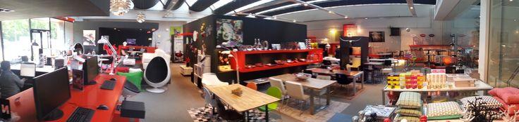 Un petit tour d'horizon de notre magasin de meubles design à Liège !