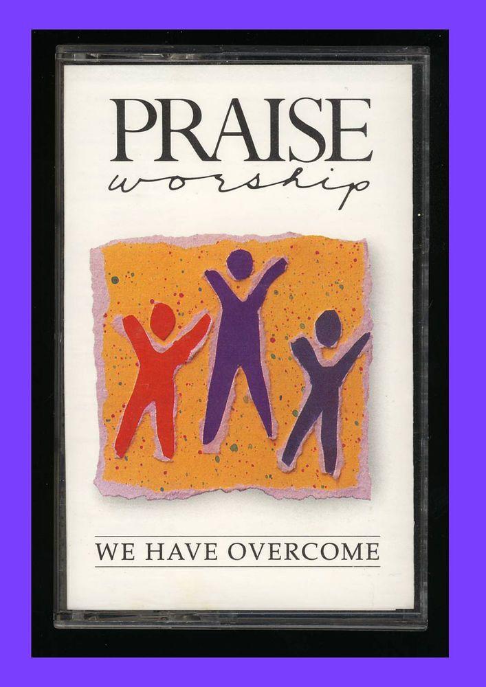 Hosanna Music - We Have Overcome (Praise Worship Cassette Tape 1989) VG OOP CCM  #Chorale