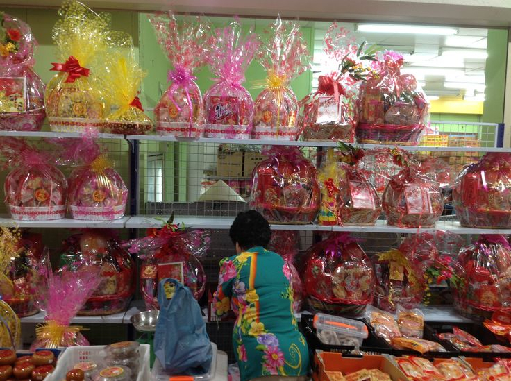 CNY 2016 Year of the Monkey snapshots at Cabramatta shops.