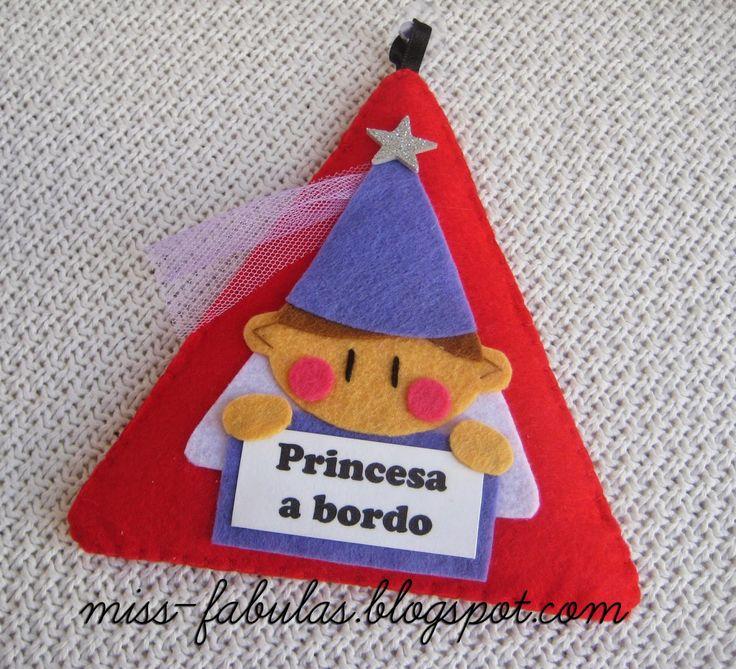 Princesa a bordo