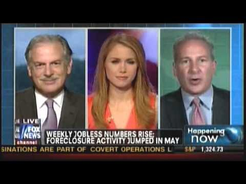 Peter Schiff on FOX News : The Truth About Dollar Collapse 28 May 2016 - YouTube