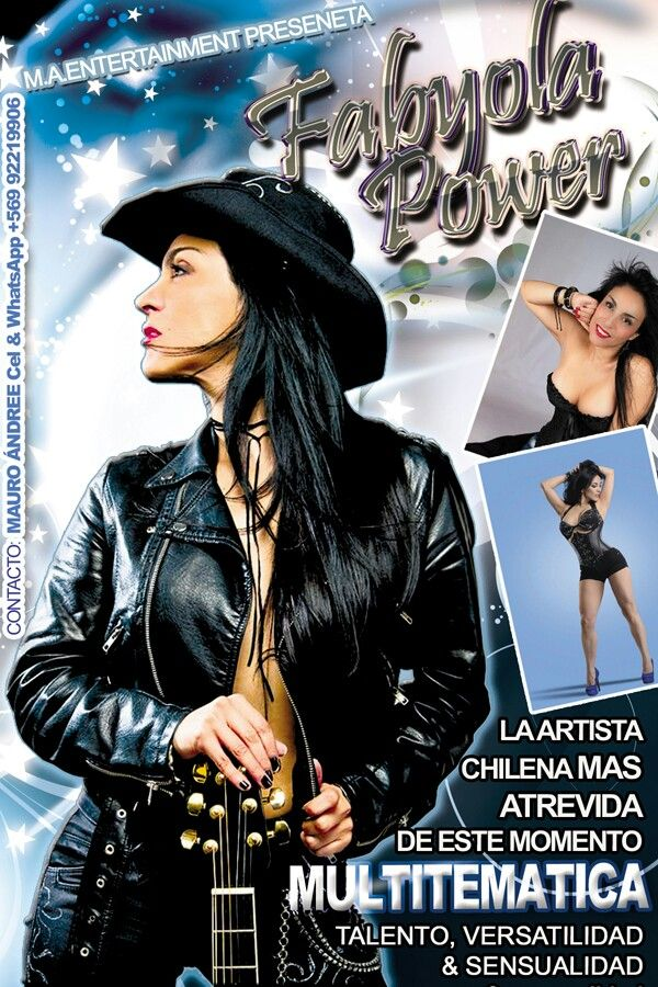 Fabyola Power (Cantante)