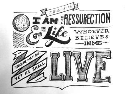 Dribbble - Life. by Thomas PriceInspiring Typographic Design, Thomas Price, Graphics Design, Inspiration Typographic Design, Drawn Types, Beautiful Typography, Living Words Worship, Hands Drawn, Typography Inspiration