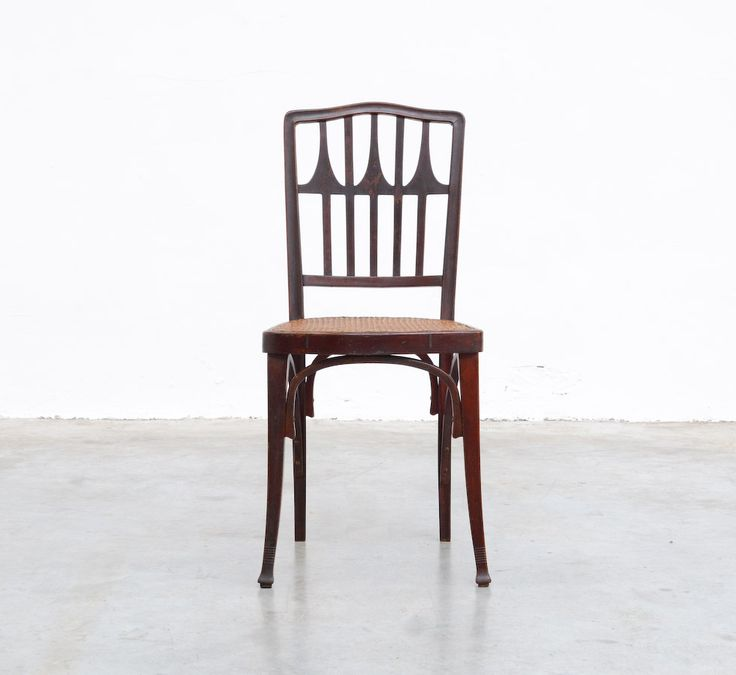 Wiener Secession Chair By Gustav Siegel For J. U0026 J. Kohn. Bentwood ChairsVintage  ...