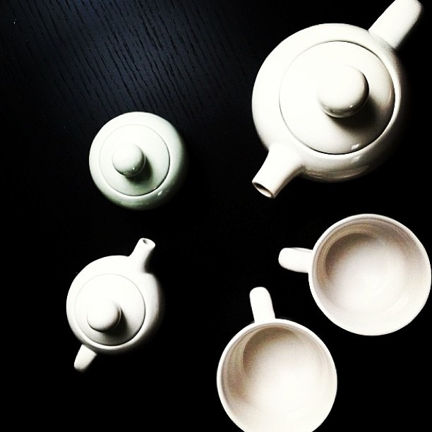 Muuto Bulky Tea Set