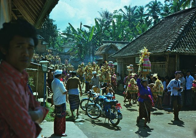 Bali, 1976 | Flickr - Photo Sharing!