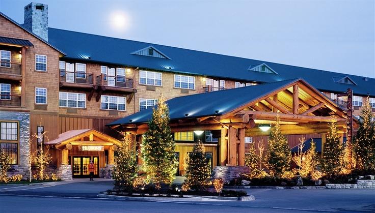 The Heathman Lodge in Vancouver, WA