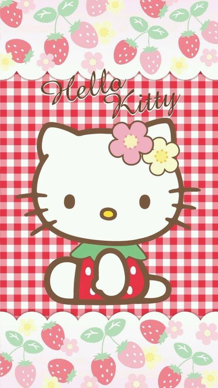 Hellokitty Image By Carina Hello Kitty Wallpaper Hello Kitty