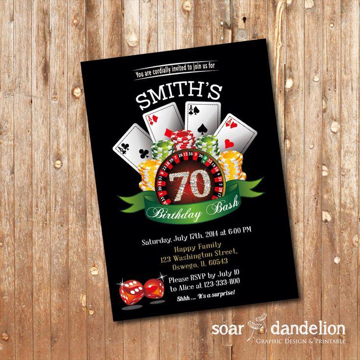 Surprise Casino Invitation – orderecigsjuice.info