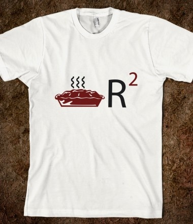Pie R Squared Math Humor