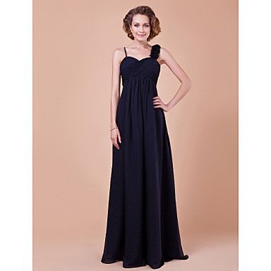 A-line Sweetheart Floor-length Chiffon Mother Of The Bride Dress – USD $ 129.99--rehearsal?