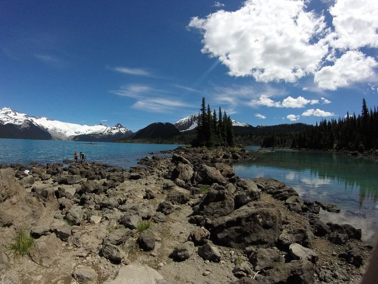 Garibaldi Lake, British Columbia, Canada, in between North Squamish and South of Whistler