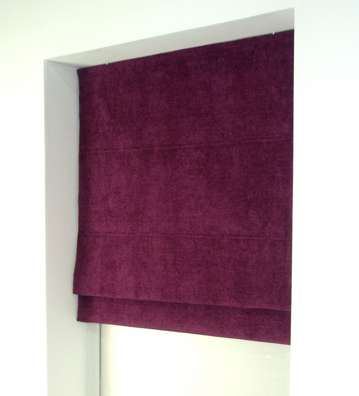 Save At Least 50% on high street prices, with our range of made to measure roman blinds. A great alternative to curtains these stylish modern roman blinds come in a huge range of fabric textures and colours. Manufactured in our Own Factory, using quality fabrics our roman blinds will add a great finishing touch to your decor.