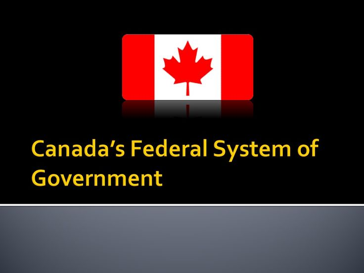 Two in-depth and well organized powerpoints on Federalism in Canada.