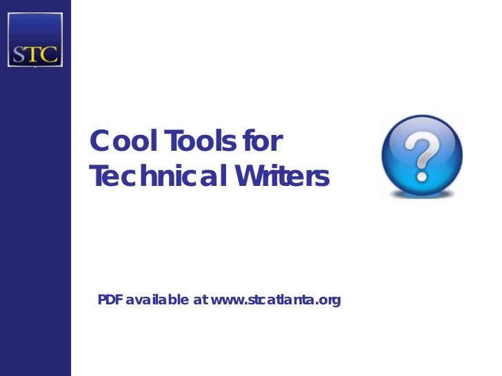 Technical writing association with