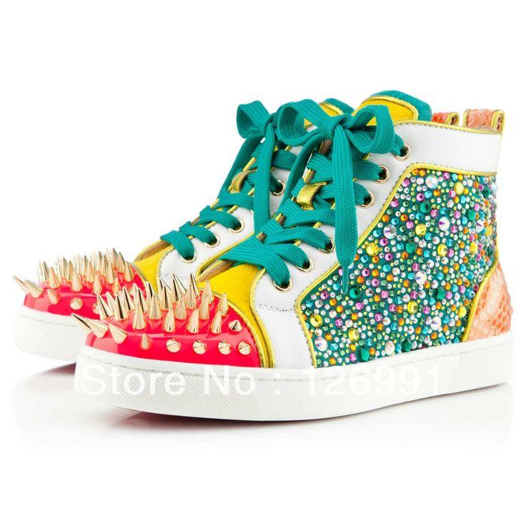 replica louis vuitton mens shoes - free shipping Christian Louboutin Louis Pik Pik Men\u0026#39;s Flats 7 ...