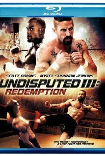 Undisputed III - Redemption: Boyka is back. This time he is fighting in the first ever inter-prison tournament with one knee.