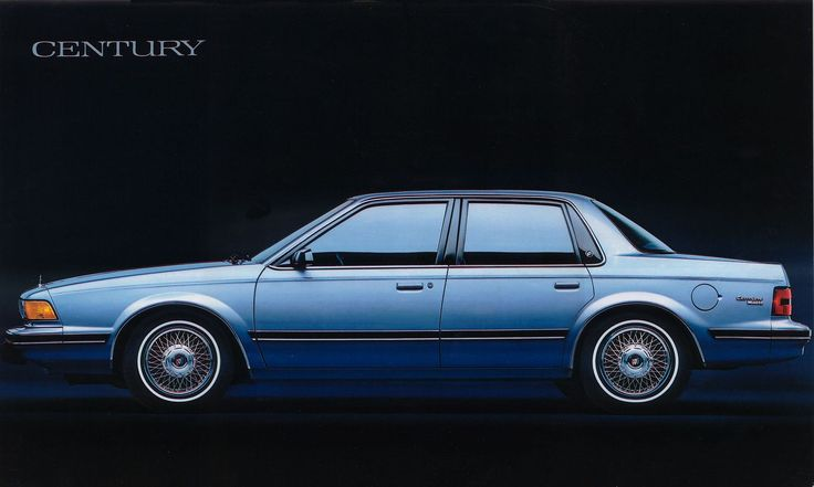 1989 Buick Buick 1989 Buick Motor Division Pinterest