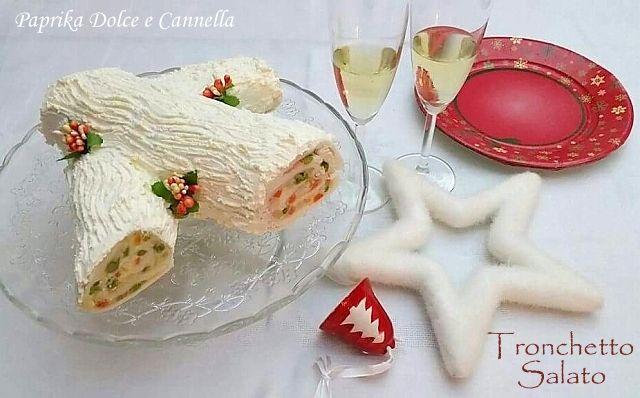 Il Tronchetto Salato Farcito è un tipico piatto da mettere in tavola durante le feste natalizie, soprattutto al cenone di Capodanno, la notte più magica del