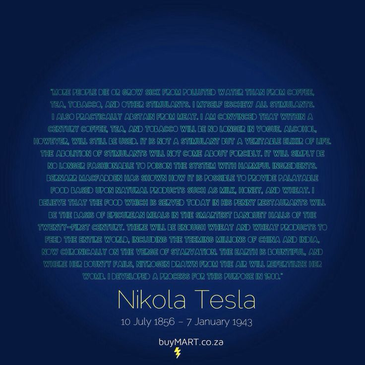 Nikola Tesla struck this world on 10th July, 1856, he left it a brighter place.  #NikolaTesla #SouthAfrica #buyMART #foodie #Movies #literature #Books #Chef #Africa #Invention #Entrepreneur #StartUp #SouthAfrican #AgencyLife #Design #Creative #Ad #GraphicDesign #Advertising #Brand #Marketing #FoodPorn #Science #Instachef #Tech #Geek #CannesLions #ElonMusk #100dayproject #Tesla